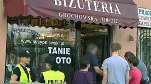 Praga: napad na jubilera