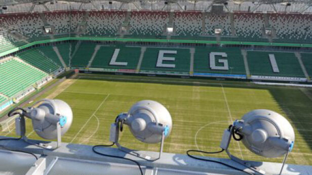 Legia zagra z Lechem bez kibiców gości? legia.com