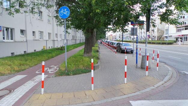 Zmiany na Słowackiego. Będą nowe przejścia, parkingi i drogi rowerowe