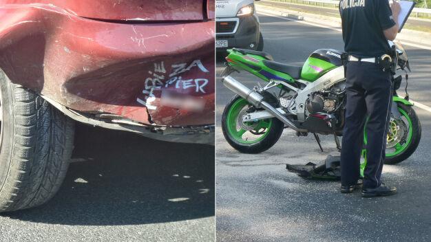 Na Żołnierskiej zginął 31-letni motocyklista. Policja szuka świadków