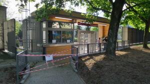Nowe wejście i aleja. Prezenty na urodziny zoo