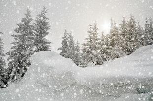 Czeka nas śnieżny i dość ciepły tydzień