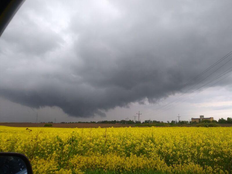 Chmura w okolicach Dobrego Miasta (Kacper Trzaskowski)