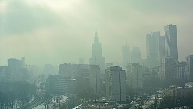 Poprawiła się jakość powietrza. <br />Niestety, nie wszędzie