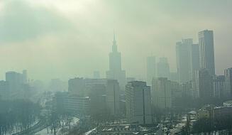 Smog w Warszawie. Stan powietrza w mieście – sprawdź