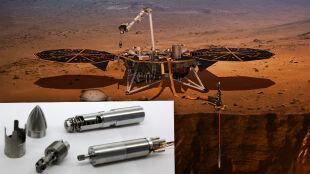 """""""Pierwszy raz wbijemy się w obcą planetę"""". Sonda z polskim narzędziem coraz bliżej Marsa"""