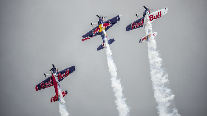 Red Bull Air Race. Oglądaj w TVN Meteo Active