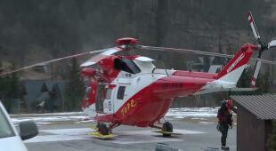 W Tatrach doszło do trzech wypadków. Zginęła jedna osoba