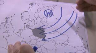 Rosyjski mróz atakuje Polskę